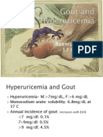 Gout and Hyperuricemia