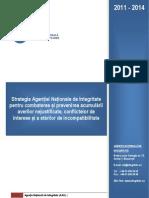 StrategiaANI Combatere&PrevenireAveriNejustif&ConflicteInterese&Incompatib