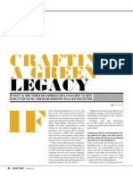 Crafting a Green Legacy