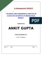 Portfolio Management PROJECT