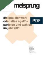 Hammelsprung Ausgabe 4 Parteien & Wahlen