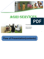 Sectorial Ppt Agriculture