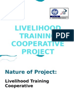 Livelihood Training Cooperative Project
