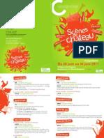 Programme des Scènes de Château