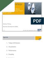 SAP BI Strategy