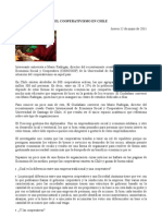 El Cooperativismo en Chile