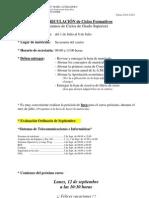 Alumnos ciclos GS