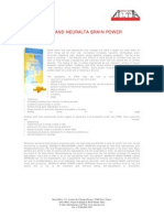 Ptsd and Neuralta Brain Power