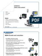 Wireless M2M Solutions