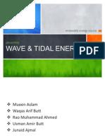 Wave Tidal