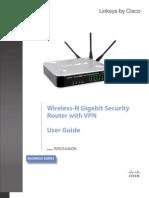 Cisco Wrvs4400n v2 User Guide