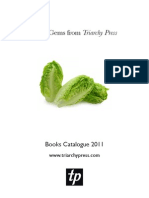 Triarchy Press Catalogue June 2011