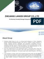Langdi Catalogue English