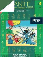 La Divina Commedia a Fumetti - V - Purgatorio