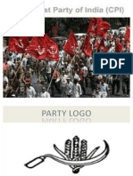 Communit Partyof India