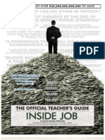 """A CRIME STORY LIKE NO OTHER IN HISTORY""  Inside Job"
