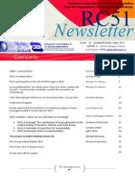 RC51 Newsletter | Issue 24, June 2011