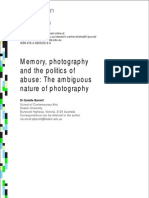 02 Memory Photography and the Politics of Abuse