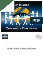 2011 EUCAs Training New