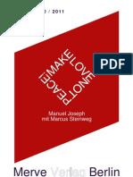 Merve Gesamtprospekt 2010-2011