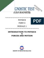 Student's Copy Module 1
