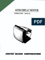 Kortek Monitor