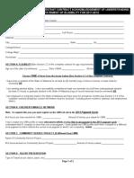 2011-2012 Contract Acknowledgement