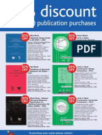 Discounted BS 5950 Publications Advert