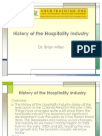 1st History of the Hospitality Industry com
