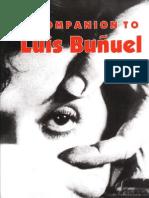 A Companion to Luis Bunuel