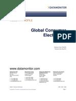 Global Consumer Electronics 2010
