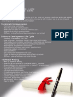 Certificate Course in Technical Writing
