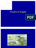 Powers of Angels