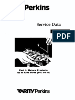 Service Data Book Part1 Complete