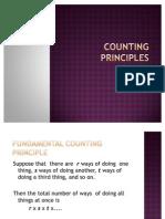 Counting Principles
