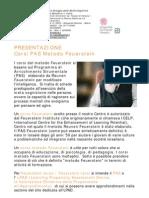 Presentazione Corsi PAS Feuerstein