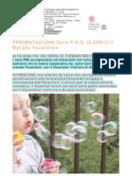 Presentazione Corsi PAS CLASSIC II Feuerstein