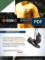 Marcas Esportivas no Brasil Um Enfoque Estratégico 2011