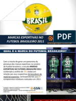 Marcas Esportivas No Futebol Brasileiro 2011