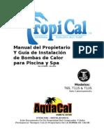 Tropical Manual - Spanish Version - 08-05