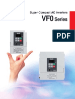 Panasonic VF0 Inverters