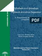 Manual de Evaluacion Psicopedagogica