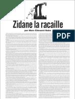 Zidane La Racaille