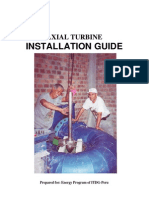 Low Head Installation Guide