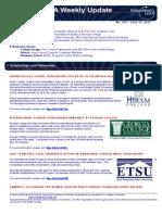 EdUSA Weekly Update No 233 -- 13 June 2011