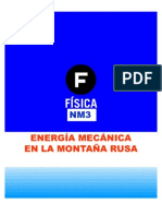 1.06 ENERGÍA EN LA MONTAÑA RUSA