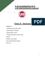 Trabajo de Admin is Trac Ion Total