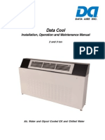Data Aire DATA COOL IOMManualMaster