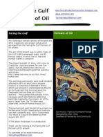 Facing the Gulf  Portraits of OIl