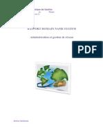 Domain Name Server avec Windows Server 2003